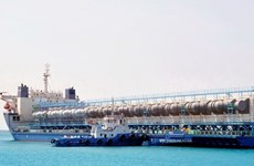 Vietnam-made desalination equipment shipped to Saudi Arabia