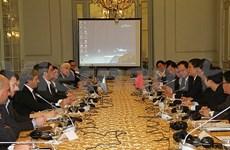 Vietnam-Argentina committee convenes fourth meeting