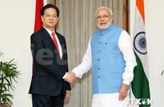 Indian media spotlight PM Nguyen Tan Dung's visit