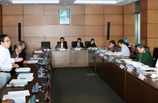 Legal framework on taxation under discussion