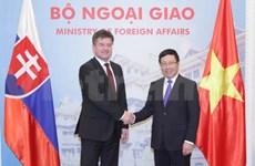 Vietnam, Slovakia agree to beef up trade ties