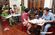 Hai Phong police detain hi-tech Chinese swindlers