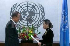 UN Secretary General hails Vietnam's achievements