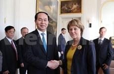 Vietnam, France collaborate to combat crime