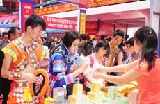 Dozens of economic deals struck at China-Vietnam border trade fair
