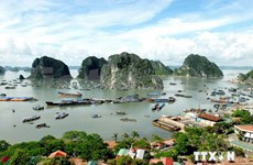 Ha Long Bay enters world's 20 geological wonders