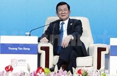 Vietnam backs APEC development agenda