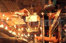 Cut in gold jewellery export tax proposed