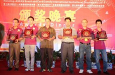 Vietnam excels at Nanning chess event