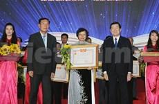 Vietnamese teachers appreciated at Hanoi ceremony