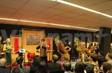 Vietnamese culture centre in France promotes community activities