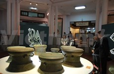 Exhibition examines influence of Dong Son bronze culture
