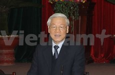 Party leader to visit Russia, Belarus from November 23-28