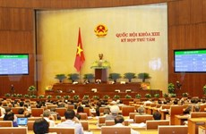 National Assembly passes revised investment and enterprise laws