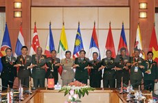 Defence minister welcomes ASEAN army chiefs
