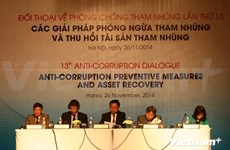 Anti-corruption dialogue focuses on prevention measures