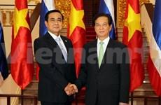 Thai PM's Vietnam visit manifests strategic partnership