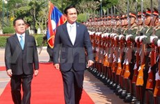 Thailand, Laos agree to boost cooperation