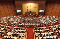 13th National Assembly's eighth session wraps up