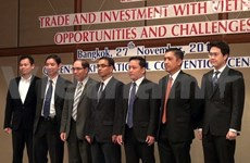 Thai firms see potential in Vietnam's market