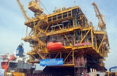 Local company hands over platform topsides to Indian customer