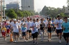HCM City run raises funds for cancer patients