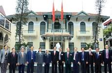 Lao, Cambodian veterans welcomed in Hanoi