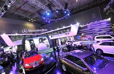 Car imports speeding to historic high