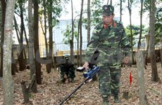 Vietnam needs int'l assistance to help bomb and mine victims