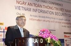 Vietnam works to improve information security
