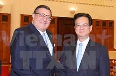 PM bids farewell to Chilean Ambassador