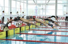 7th National Games: 10 national records set in diving