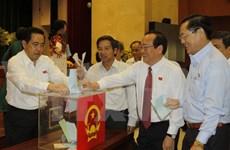 HCM City announces results of confidence vote