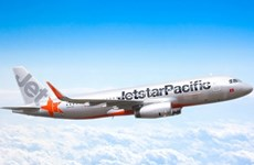Jetstar Pacific reports 99 pct occupancy rate on first HCM City – Bangkok flight