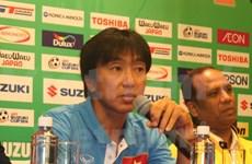 No easy game for Vietnamese football team: coach Toshiya Miura