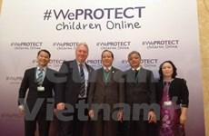 Vietnam attends summit on online child sex abuse