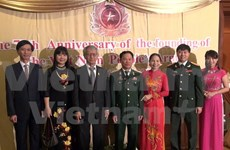 Vietnam Army's 70th anniversary marked abroad