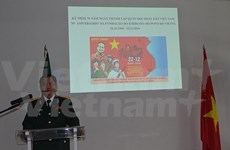 Army's founding anniversary celebrated abroad