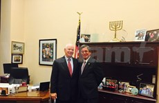 US parliamentarians hail comprehensive partnership with Vietnam
