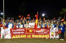 Vietnam win six more golds at ASEAN University Games