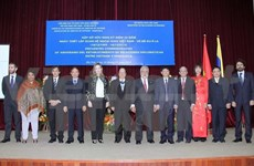 Vietnam-Venezuela diplomatic ties marked in Hanoi