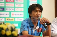 Miura given free rein over squad selection
