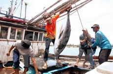 Five fisheries centres to be built nationwide