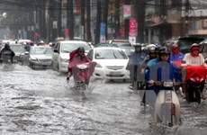 Ho Chi Minh City determined to tackle inundation