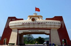 "Lao Bao border gate ready for ""one-stop-shop"" customs model"