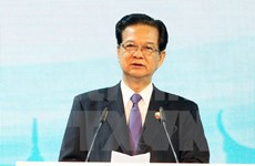 PM calls for sustainable management of Mekong River water