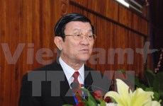 President confident in prospect for Vietnam-Cambodia ties