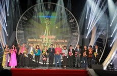 National television festival wraps up