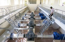Binh Duong puts water supply plant into operation