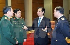 Prime Minister instructs military tasks